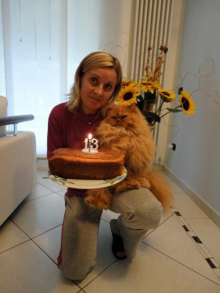 Compleanno di Piccolo.. 13 anni